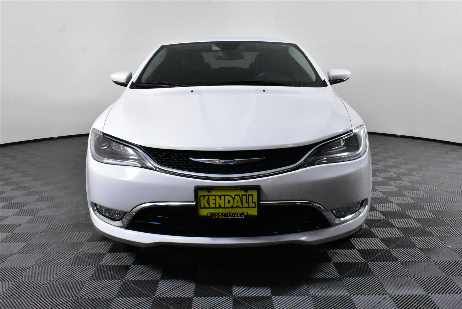 Pre Owned 2015 Chrysler 200 C In Nampa D980577b Kendall At The Tinted Windows