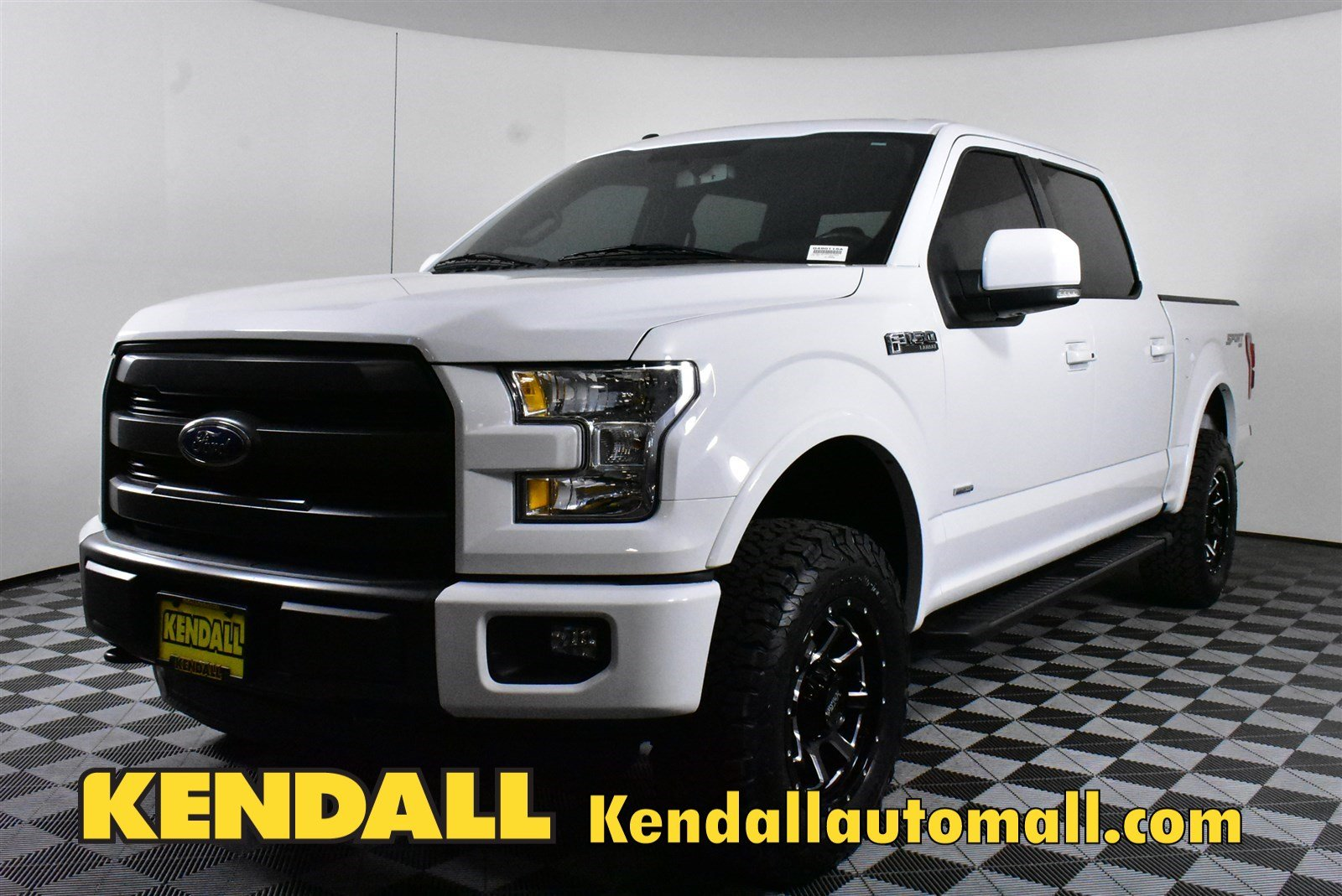 Pre owned 2015 ford f 150 lariat