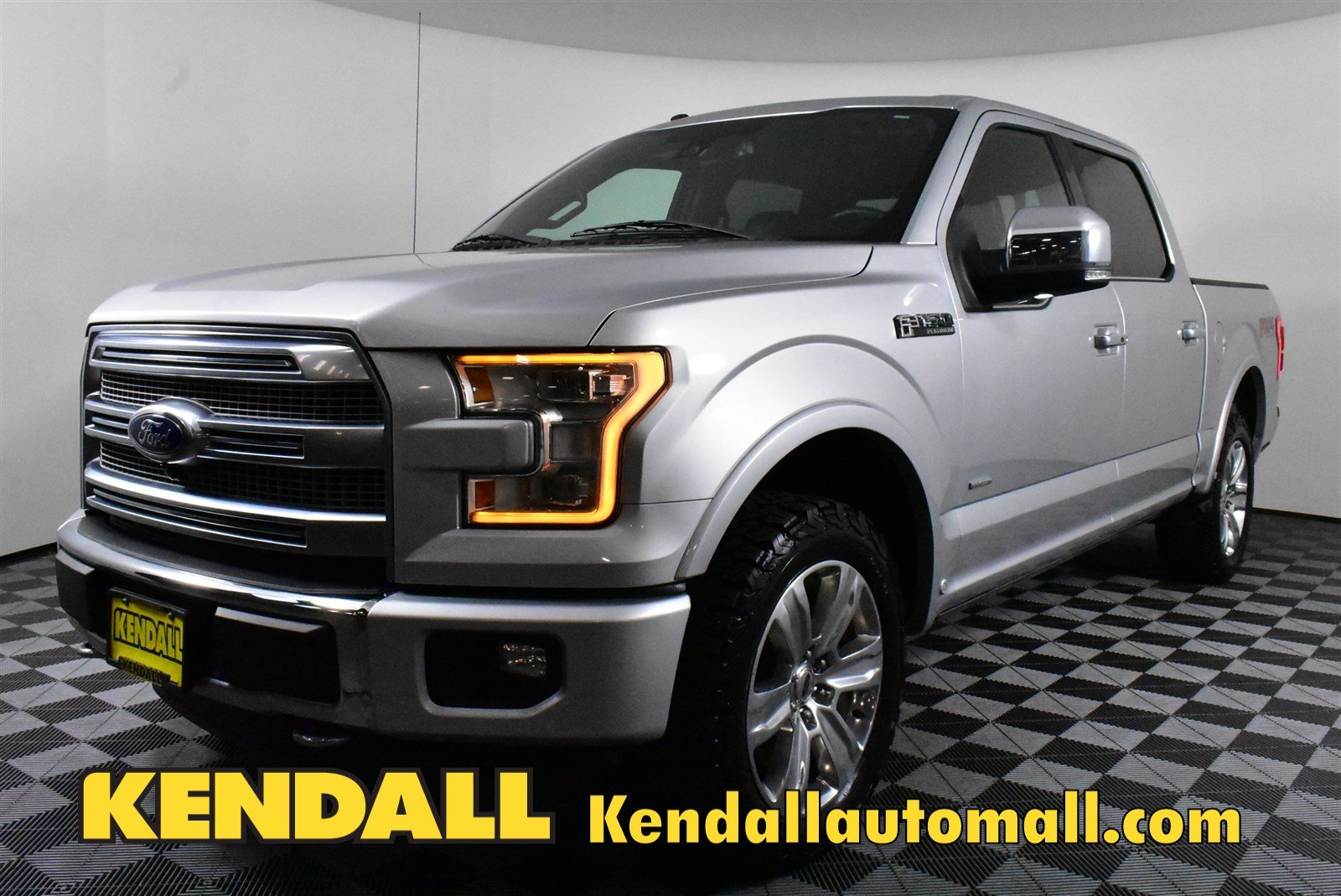 Pre Owned 2016 Ford F 150 Platinum In Nampa Du88365 Kendall At 2006 Xlt Wheels