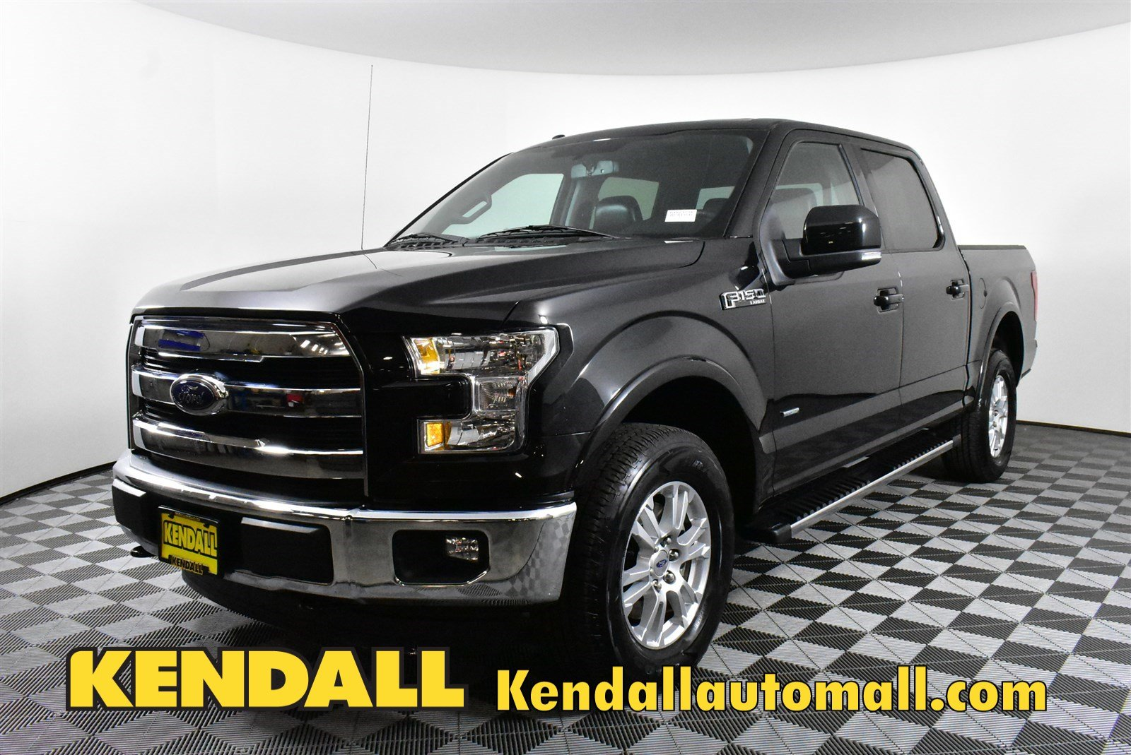 Pre Owned 2015 Ford F 150 Lariat In Nampa D481373a Kendall At The