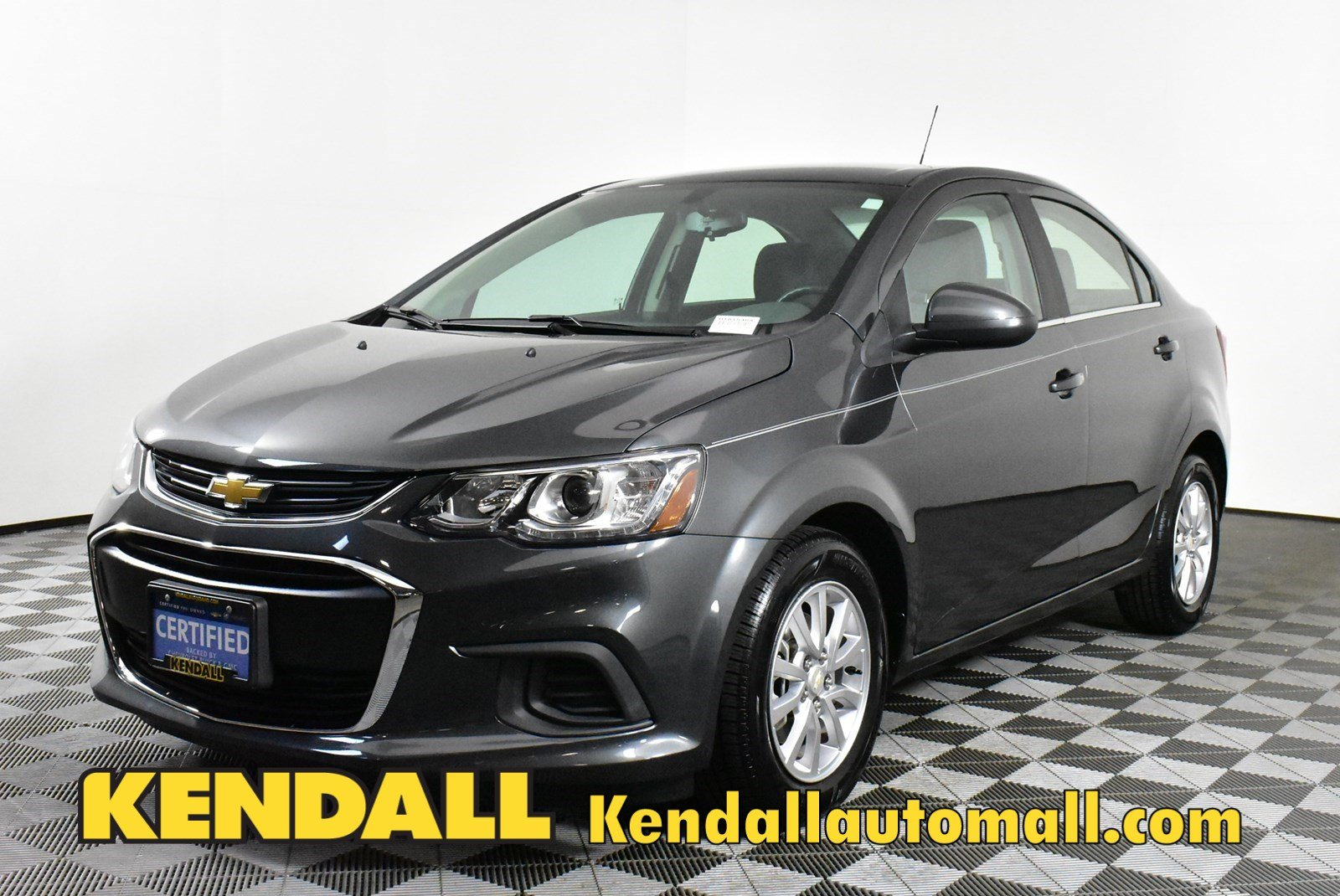 Certified Pre Owned 2017 Chevrolet Sonic Lt In Nampa D181546a Kendall At The Idaho Center Auto Mall