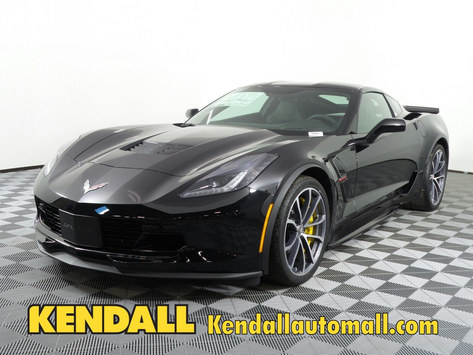 New 2018 Chevrolet Corvette Grand Sport 2LT