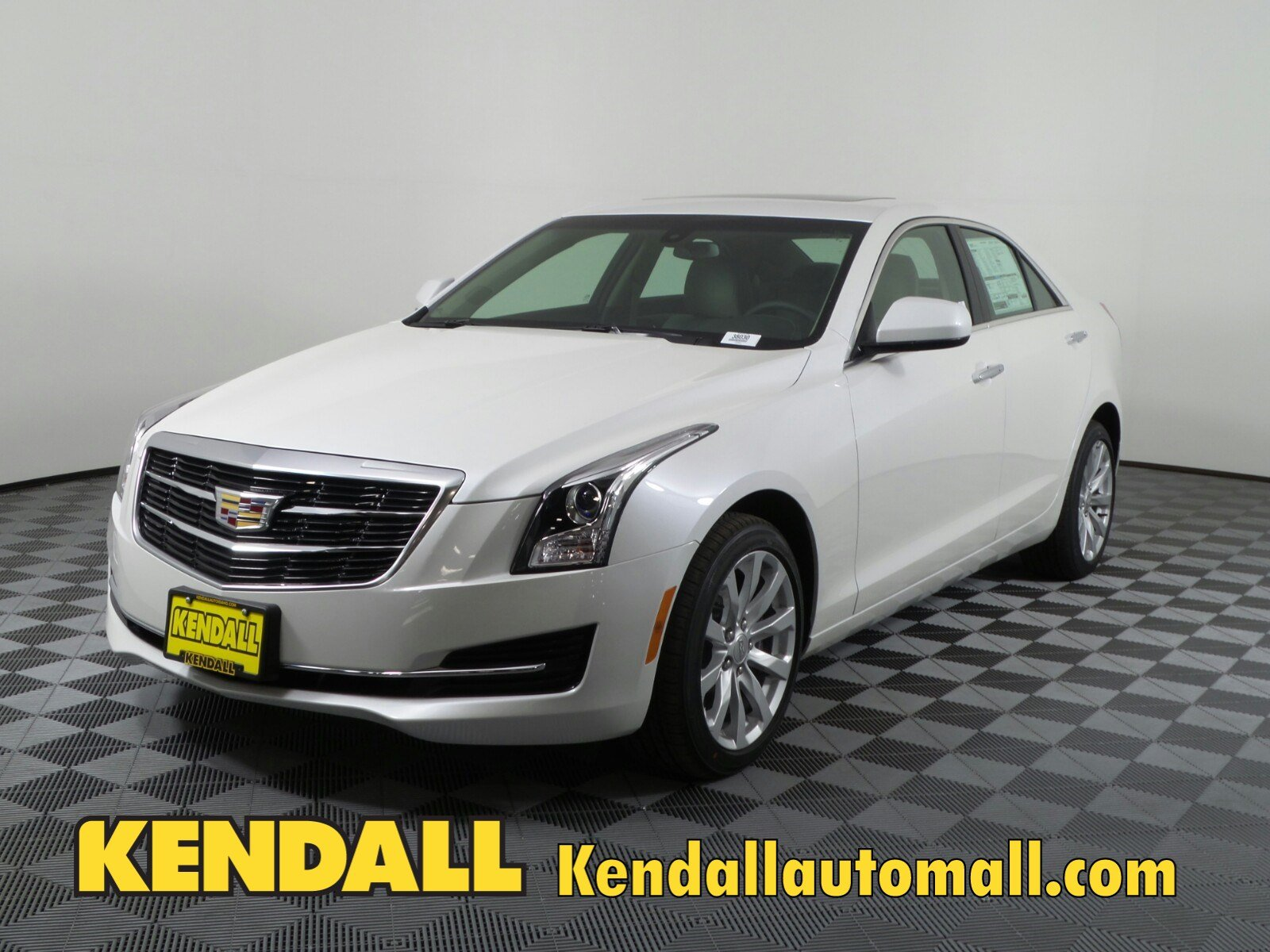 Lease a New 2018 Cadillac ATS Sedan AWD