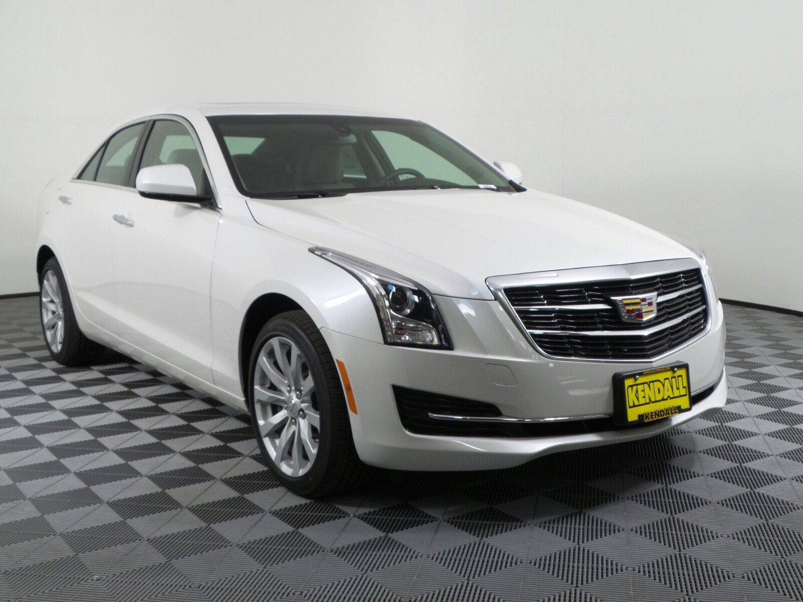 Maine Auto Mall >> New 2018 Cadillac ATS Sedan AWD in Nampa #D38030 | Kendall ...