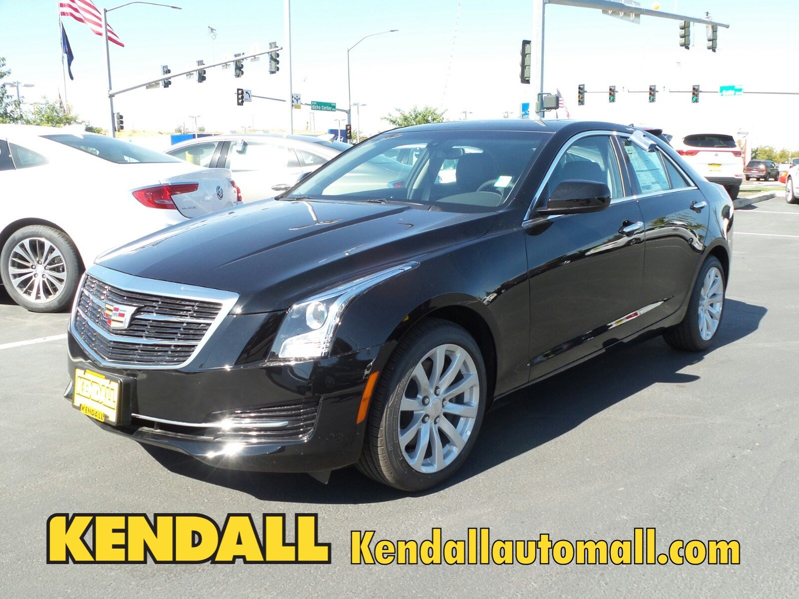 luxury in sedan rwd roseville ats for cadillac cars used