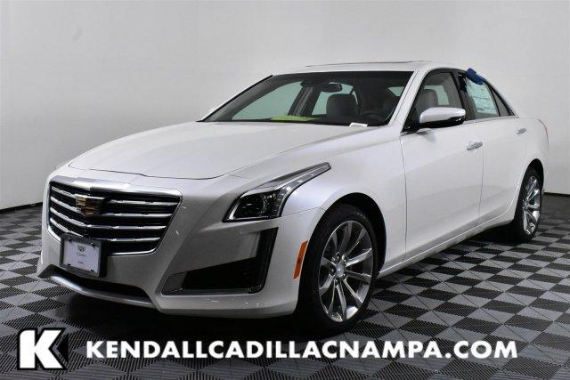 New 2019 Cadillac CTS Sedan Luxury