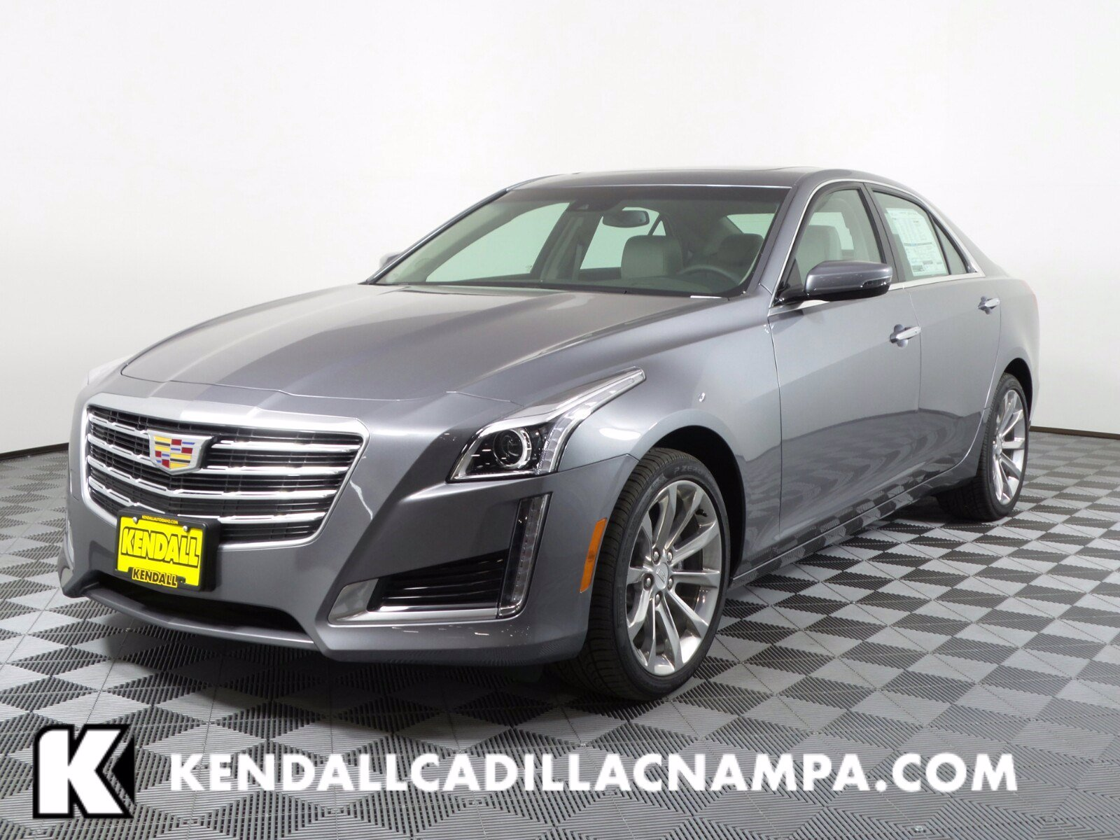 New 2018 Cadillac CTS Sedan Luxury AWD