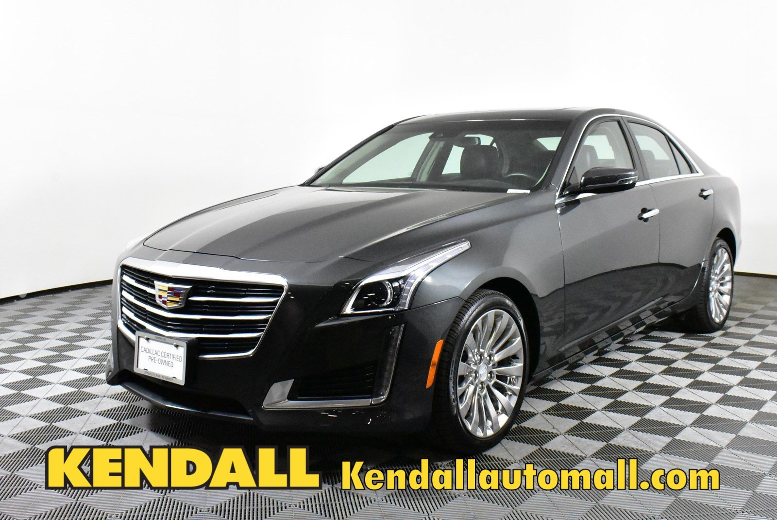 Certified Pre Owned 2016 Cadillac Cts Sedan Luxury Collection Awd In Nampa Du89042 Kendall At The Idaho Center Auto Mall