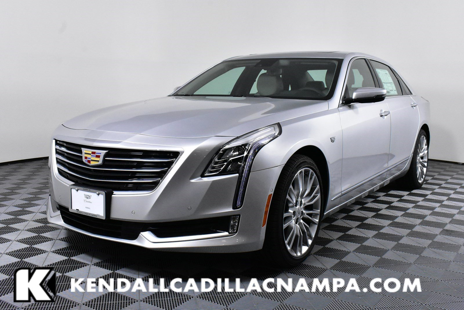 New 2018 Cadillac Ct6 Premium Luxury Awd In Nampa D38074 Kendall
