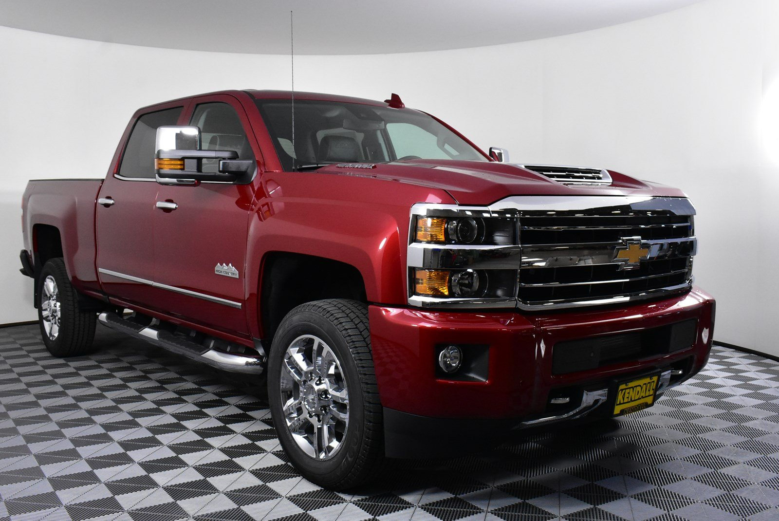 New 2019 Chevrolet Silverado 2500hd High Country 4wd In Nampa 2005 6 Fuel Filter