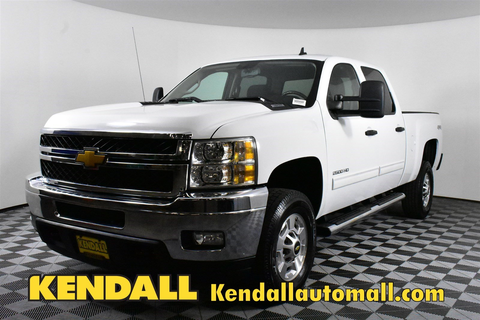 Pre-Owned 2013 Chevrolet Silverado 2500HD LT4WD