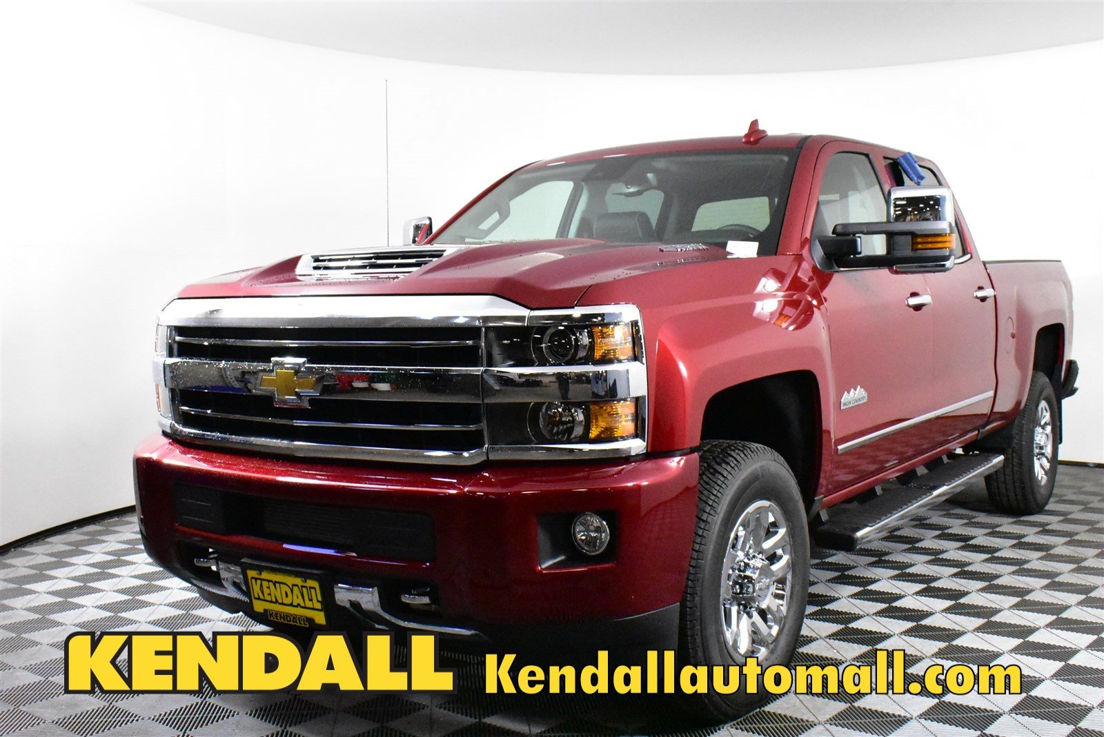 New 2019 Chevrolet Silverado 3500HD High Country 4WD