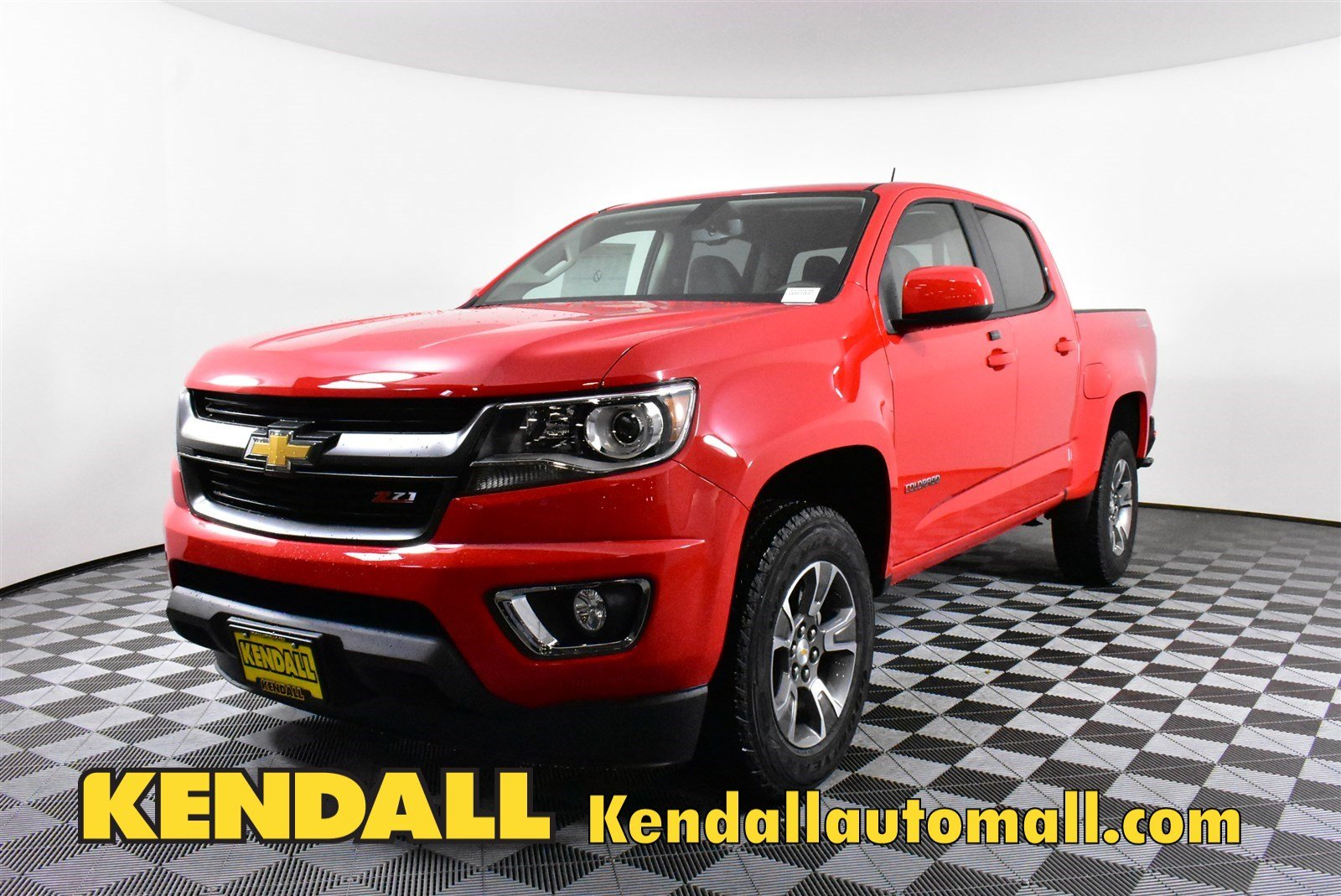 New 2019 Chevrolet Colorado 4wd Z71 In Nampa D190198 Kendall At
