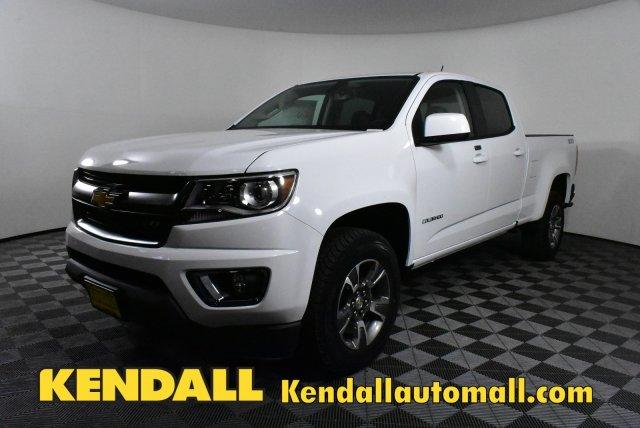 Lease a New 2020 Chevrolet Colorado Crew Cab 4WD Z71