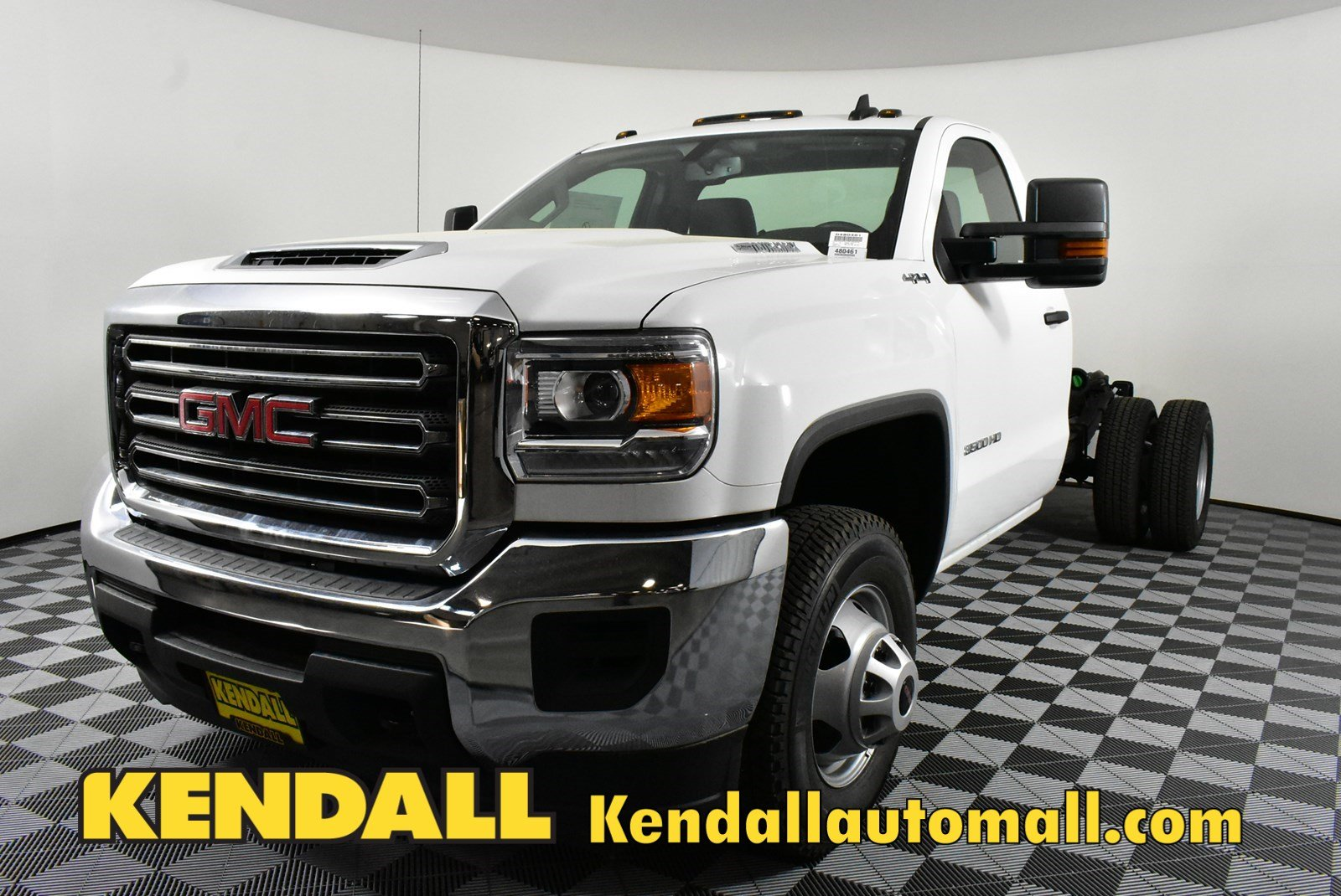 New 2018 Gmc Sierra 3500hd 4wd In Nampa D480461 Kendall At The
