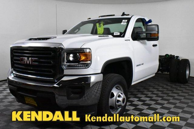 New 2018 GMC Sierra 3500HD