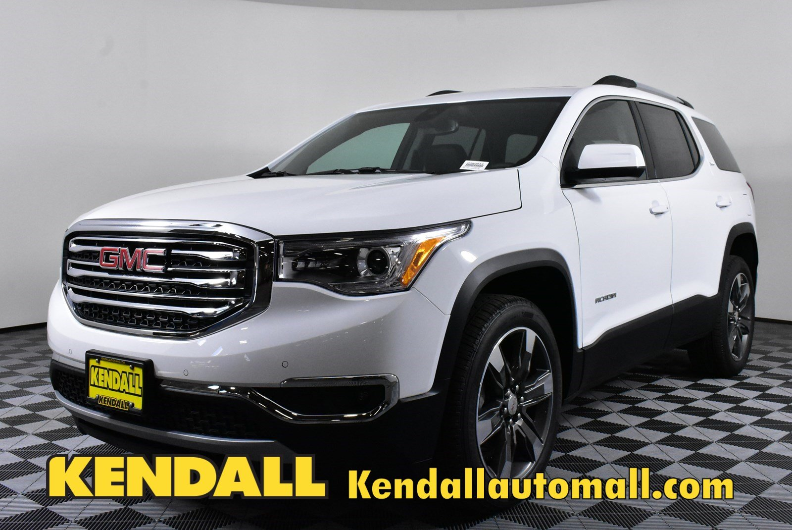 Lease a New 2019 GMC Acadia SLT2 AWD