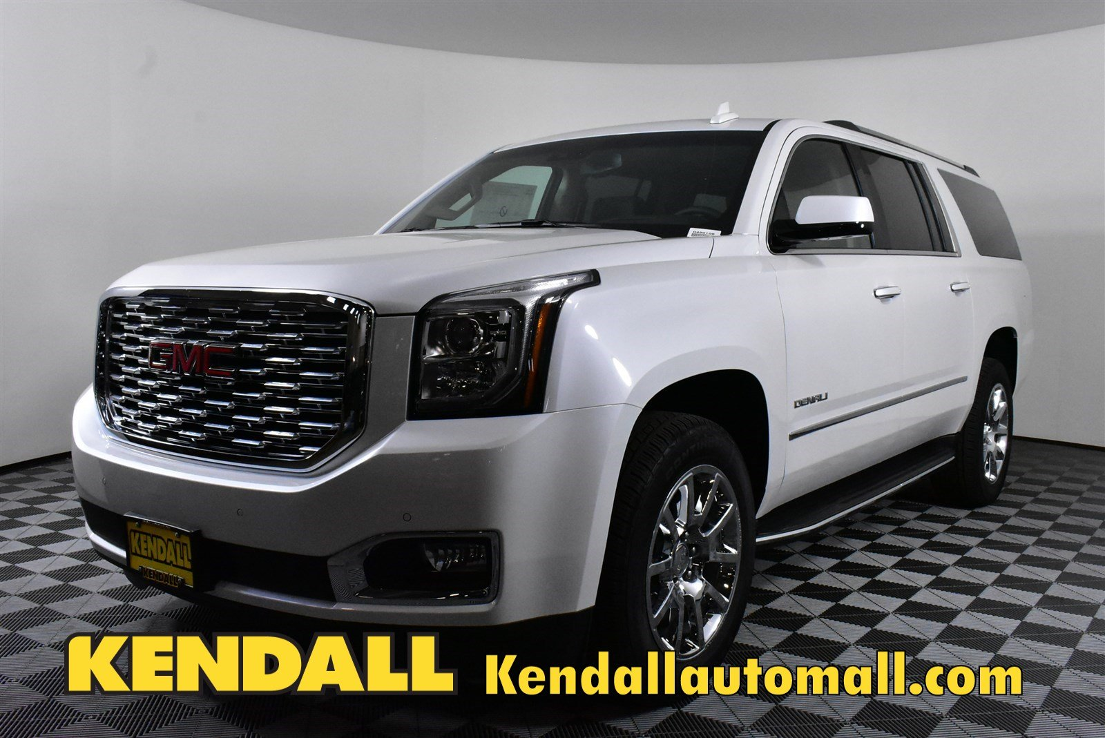 New 2019 Gmc Yukon Xl Denali 4wd In Nampa D490106 Kendall At The