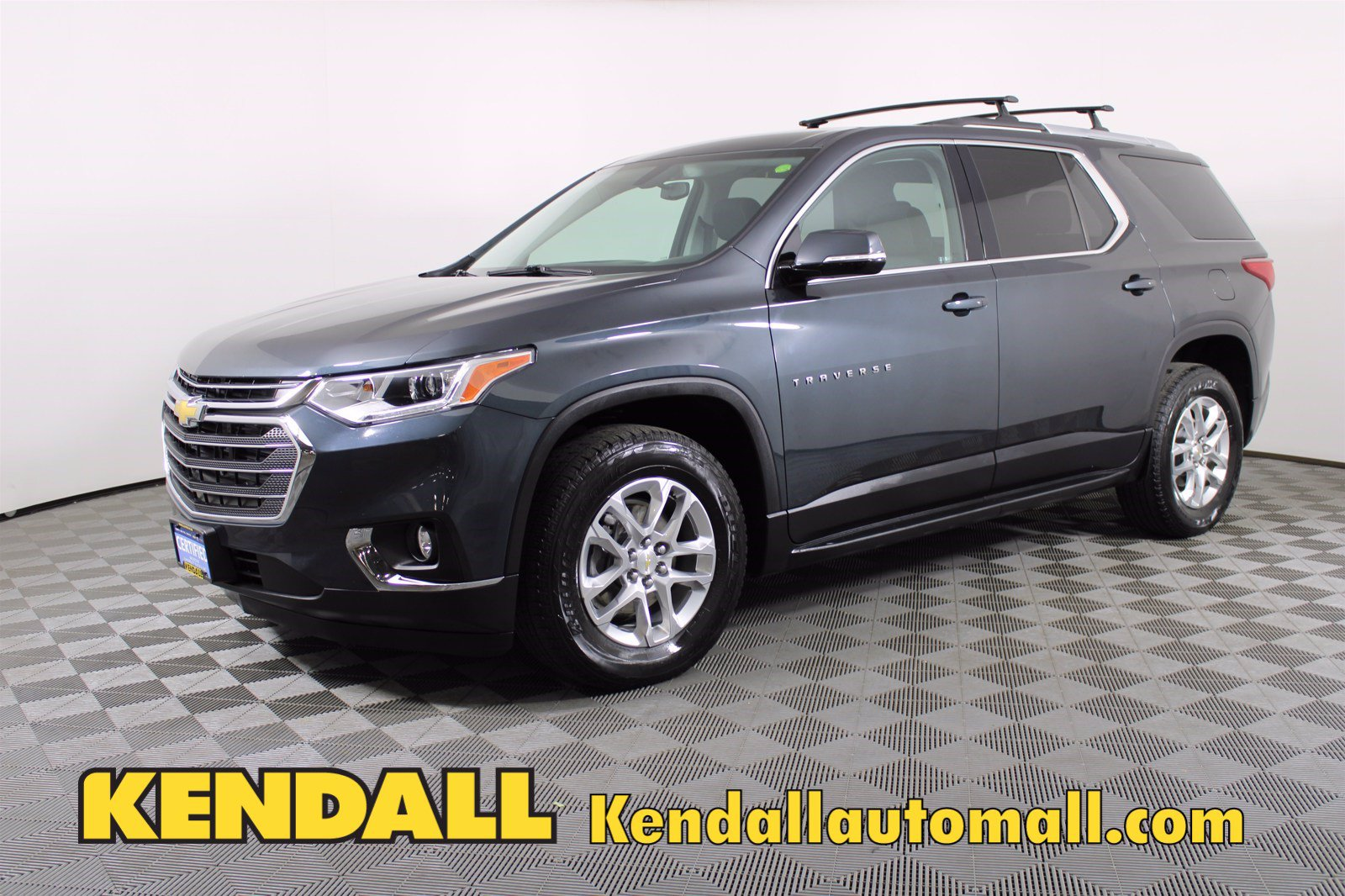 Certified Pre-Owned 2018 Chevrolet Traverse LT ClothFWD