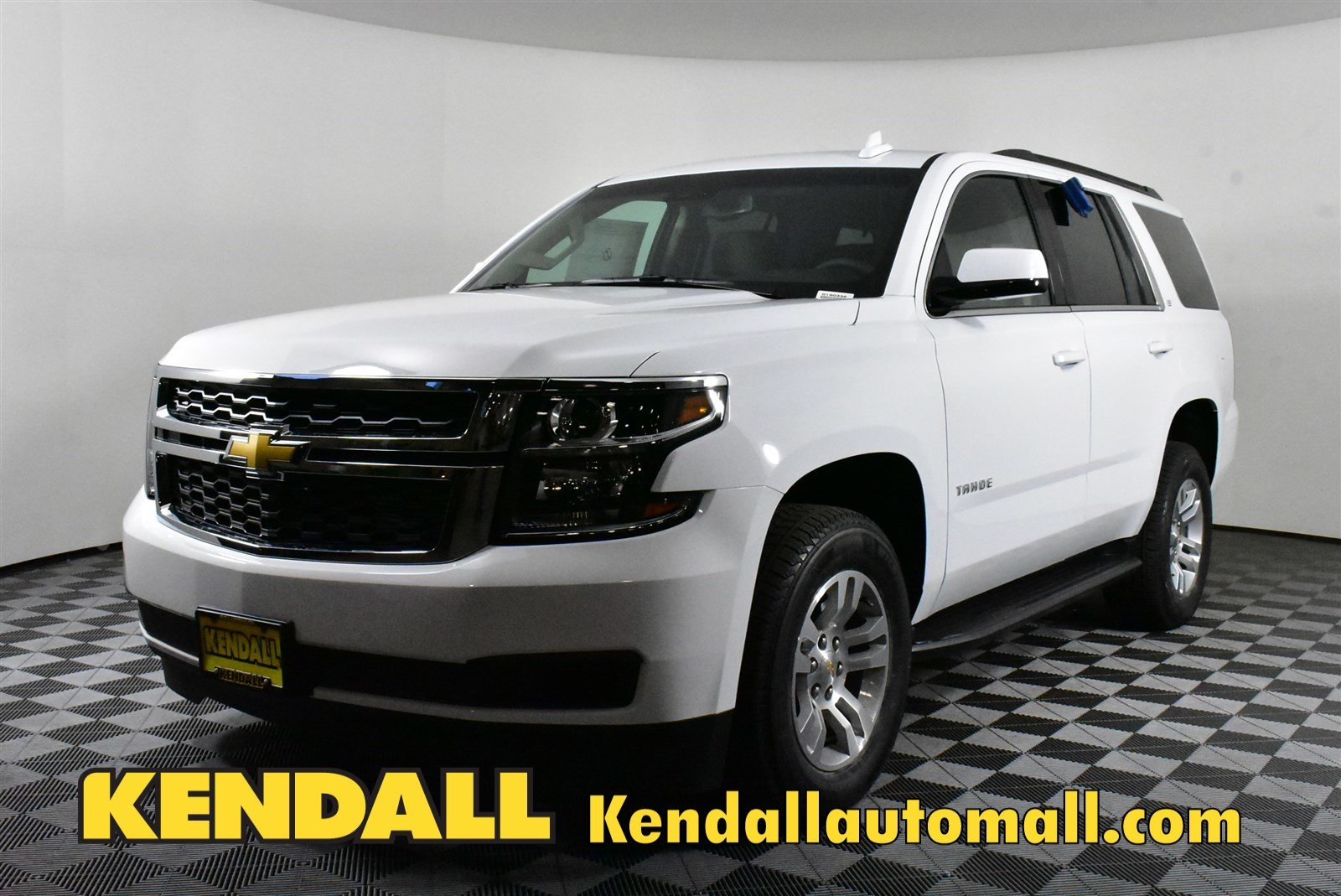 New 2019 Chevrolet Tahoe Lt 4wd In Nampa D190336 Kendall At The