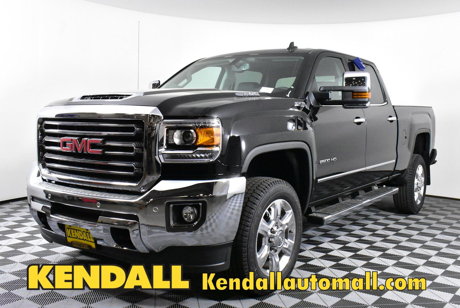 New 2019 Gmc Sierra 2500hd Slt 4wd In Nampa D490055 Kendall At The Idaho Center Auto Mall