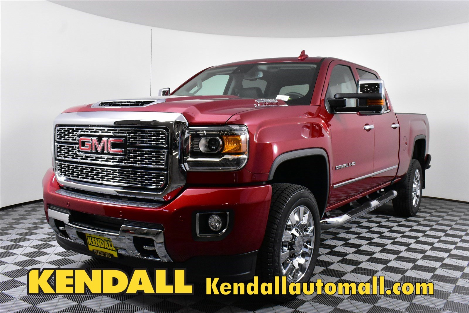 New 2019 Gmc Sierra 2500hd Denali 4wd In Nampa D490142 Kendall At Dual Battery Kit