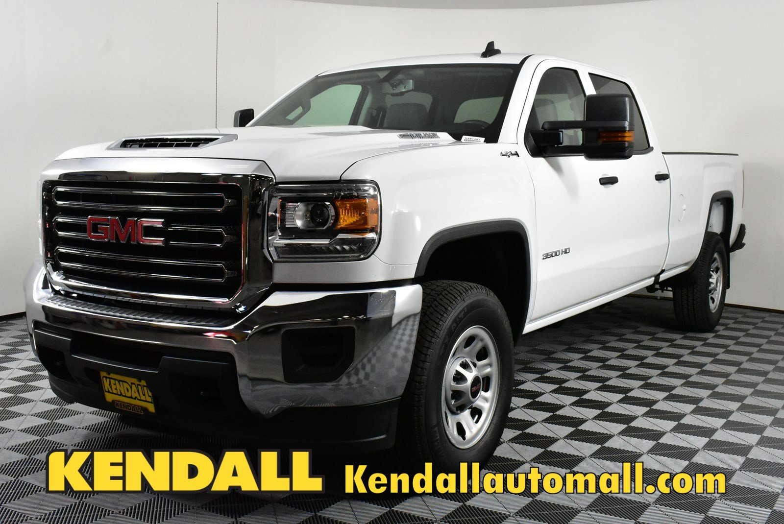 New 2018 Gmc Sierra 3500hd 4wd In Nampa D481261 Kendall At The