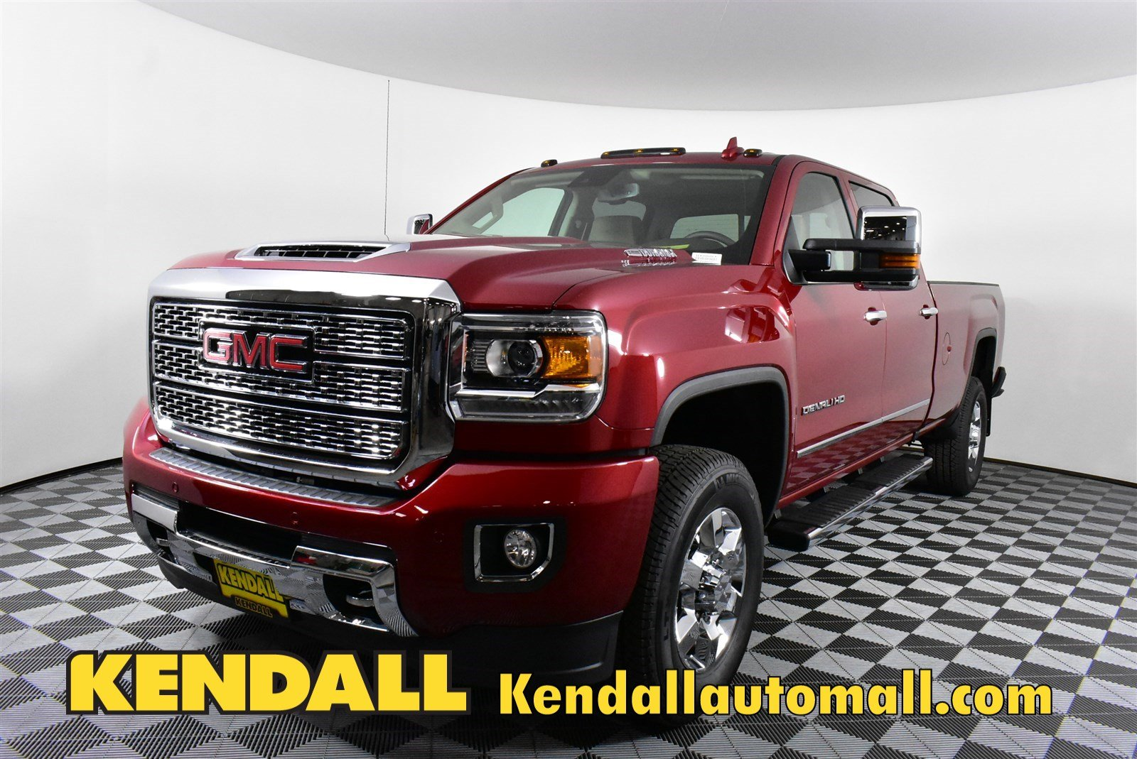 New 2019 Gmc Sierra 3500hd Denali 4wd In Nampa D490093 Kendall At Door Wiring Harness