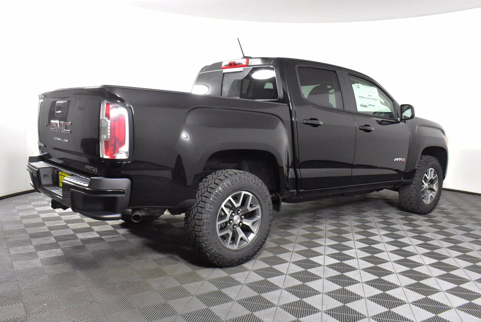 new 2021 gmc canyon 4wd at4 wcloth in nampa d410007