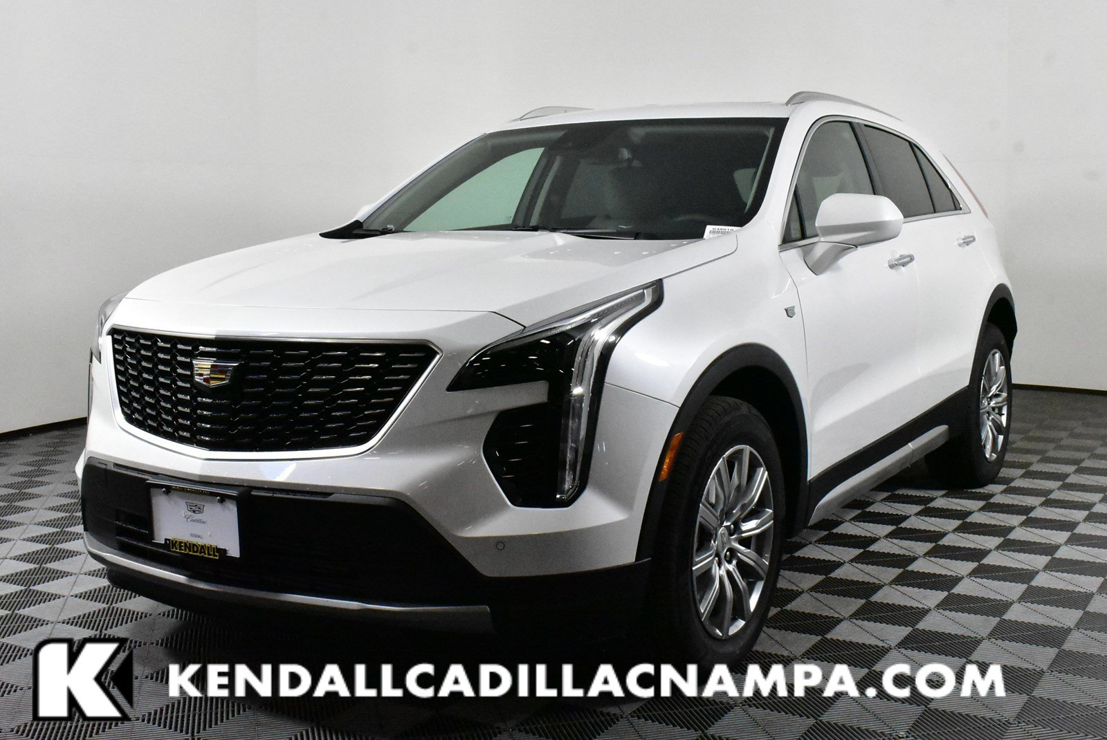 New 2019 Cadillac Xt4 Awd Premium Luxury In Nampa D39010 Kendall