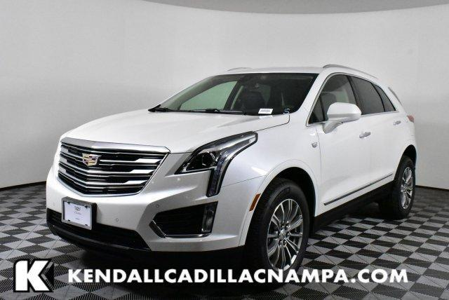 Lease a New 2019 Cadillac XT5 Luxury AWD