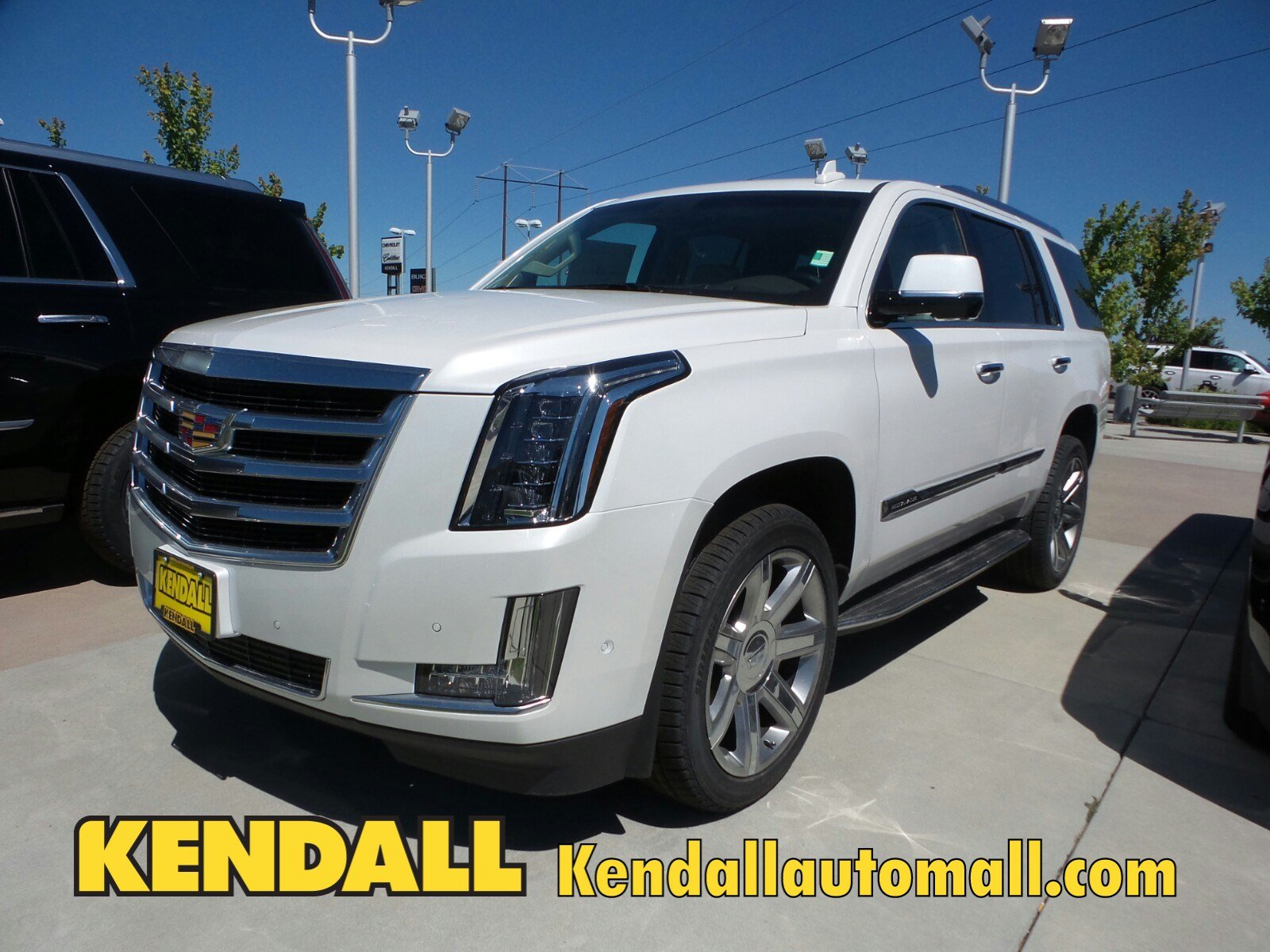 Lease a New 2017 Cadillac Escalade Luxury