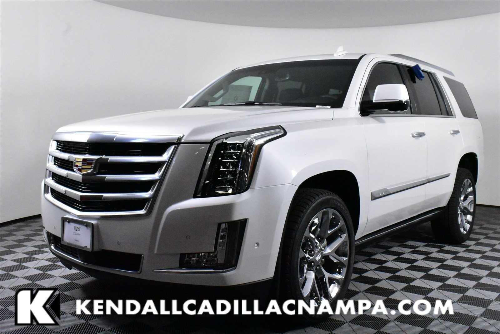 New 2019 Cadillac Escalade Premium Luxury 4wd In Nampa D39006