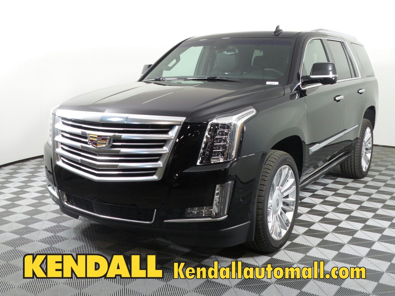 new 2018 cadillac escalade platinum 4wd in nampa 38058 kendall at the idaho center auto mall. Black Bedroom Furniture Sets. Home Design Ideas
