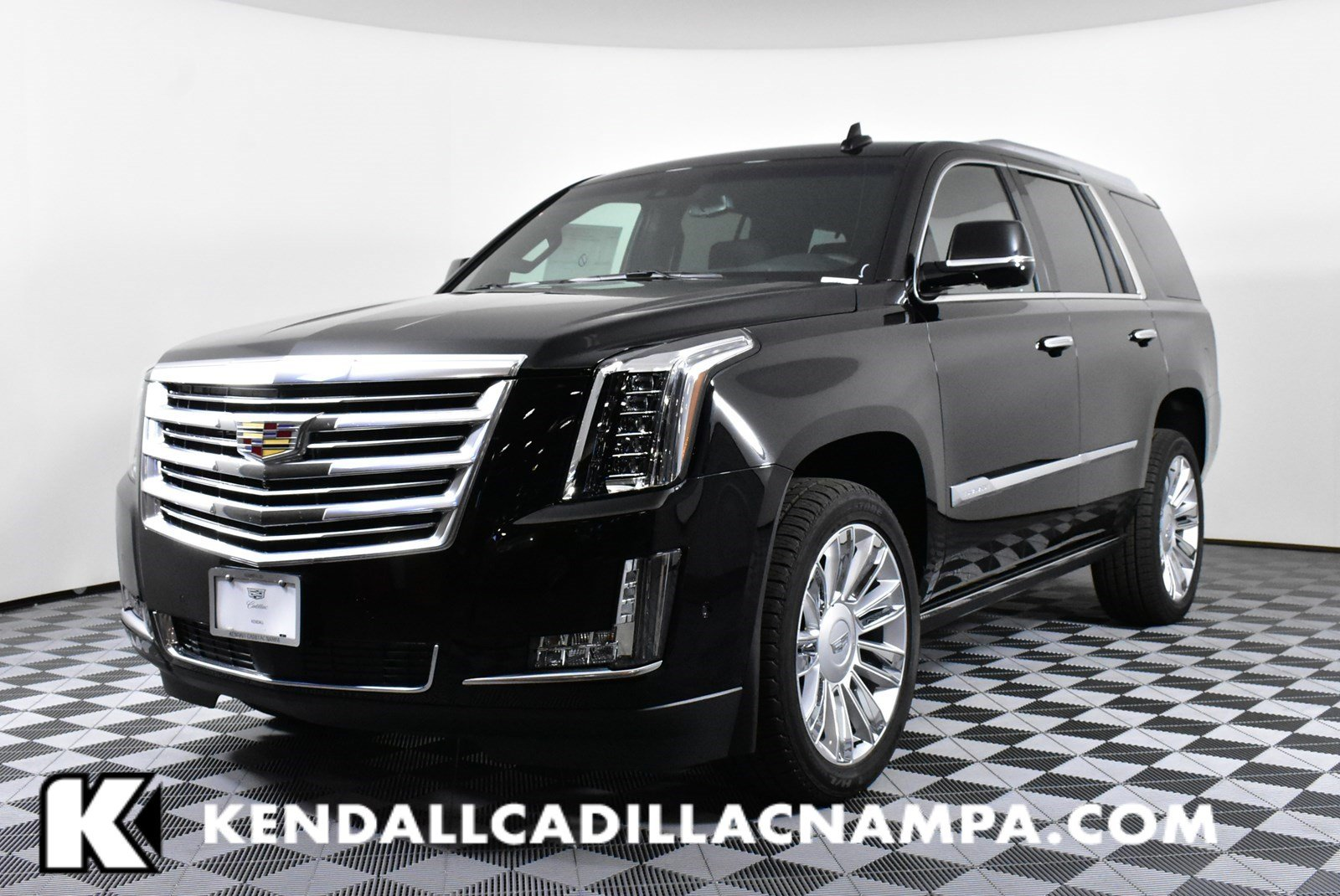 New 2018 Cadillac Escalade Platinum 4WD