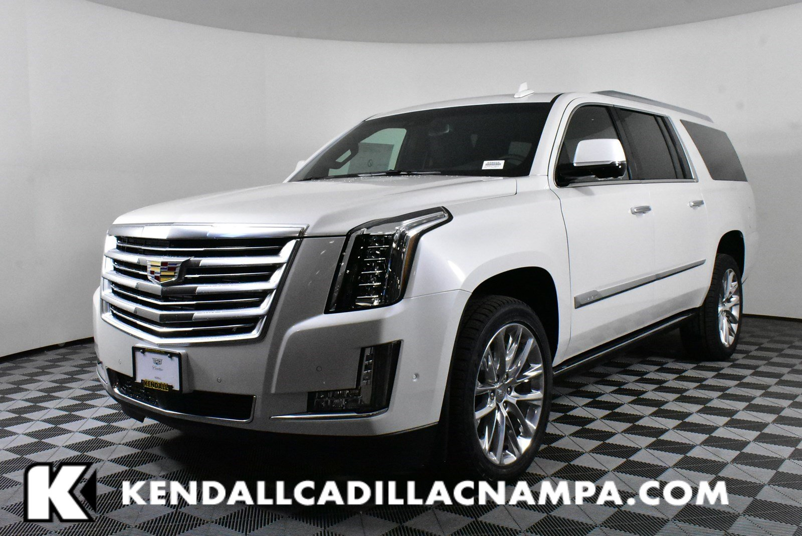 New 2019 Cadillac Escalade ESV Platinum 4WD In Nampa
