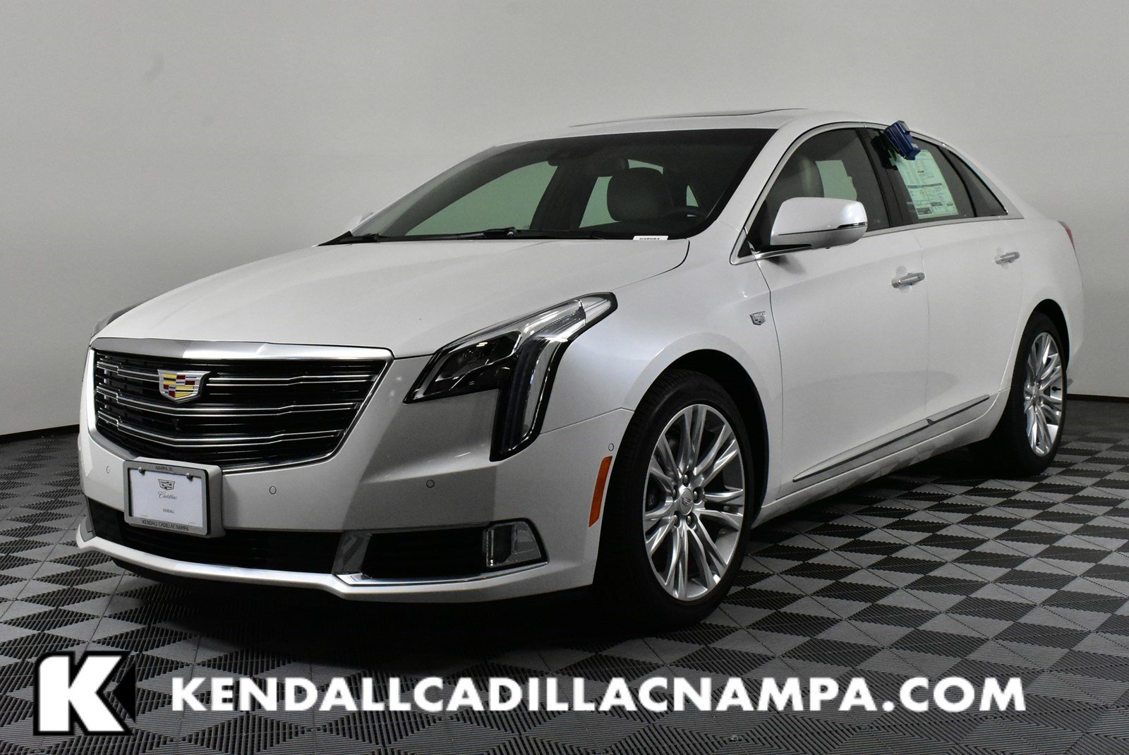 New 2018 Cadillac Xts Luxury In Nampa D38084 Kendall At The Idaho