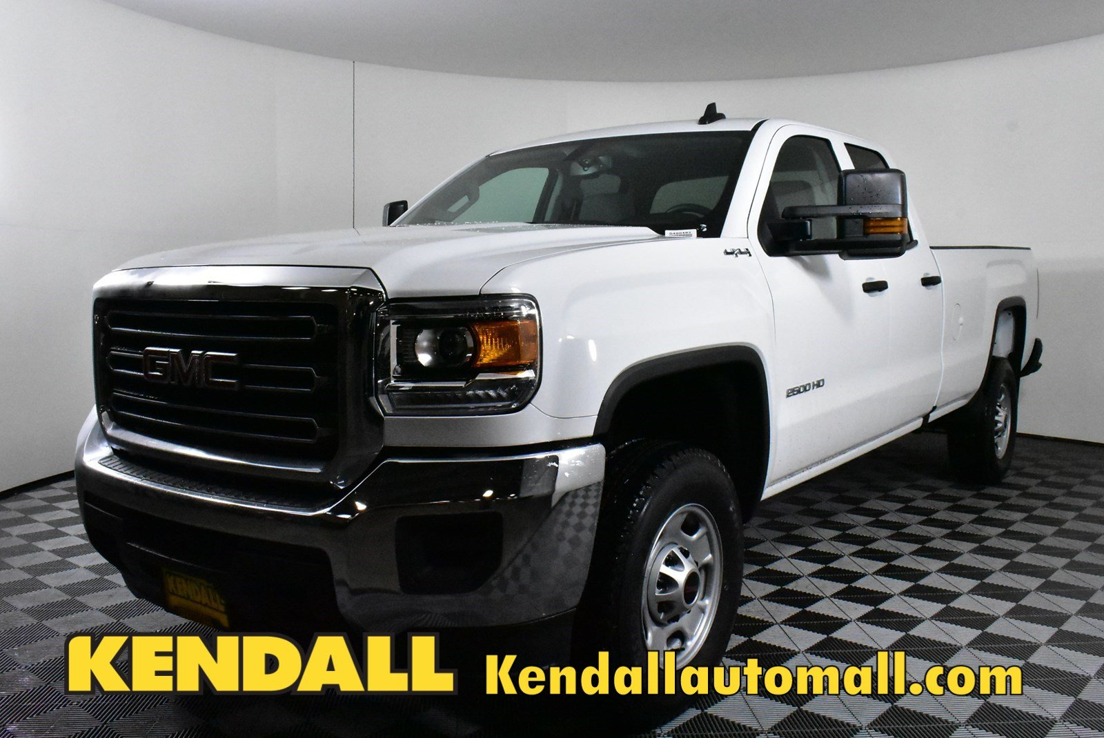 New 2019 GMC Sierra 2500HD 4WD