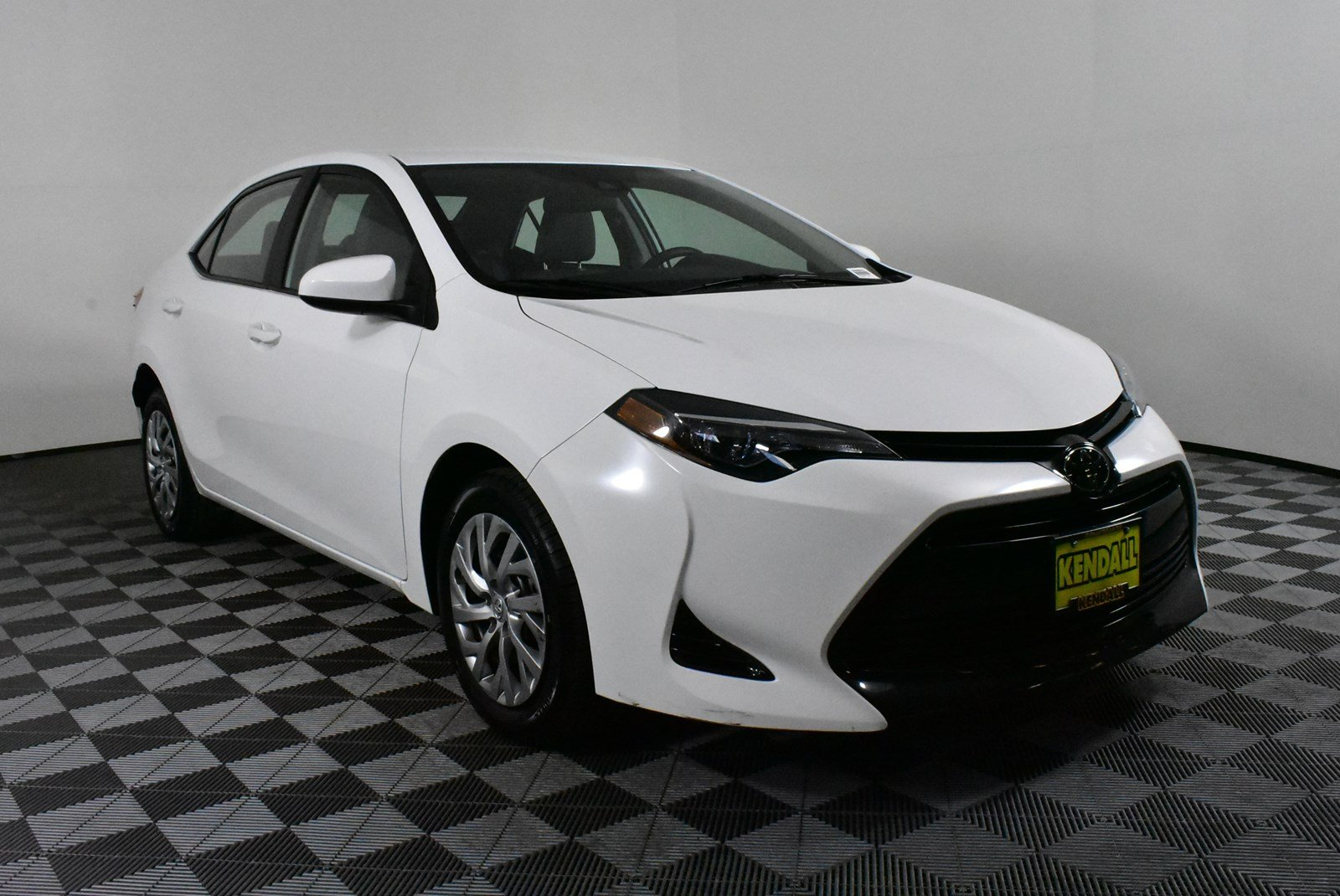 Pre Owned 2017 Toyota Corolla 50th Anniversary