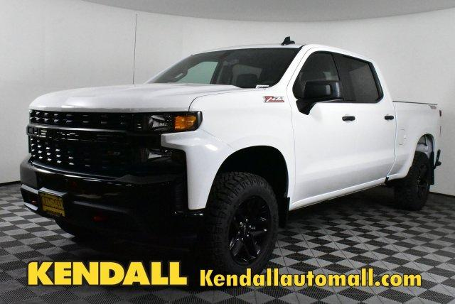 Lease a New 2019 Chevrolet Silverado Crew 1500 Trail Boss Custom