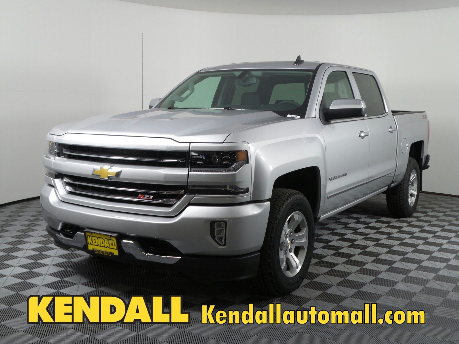 Chevy Dealer Nampa >> New 2018 Chevrolet Silverado 1500 Ltz 4wd In Nampa D181087