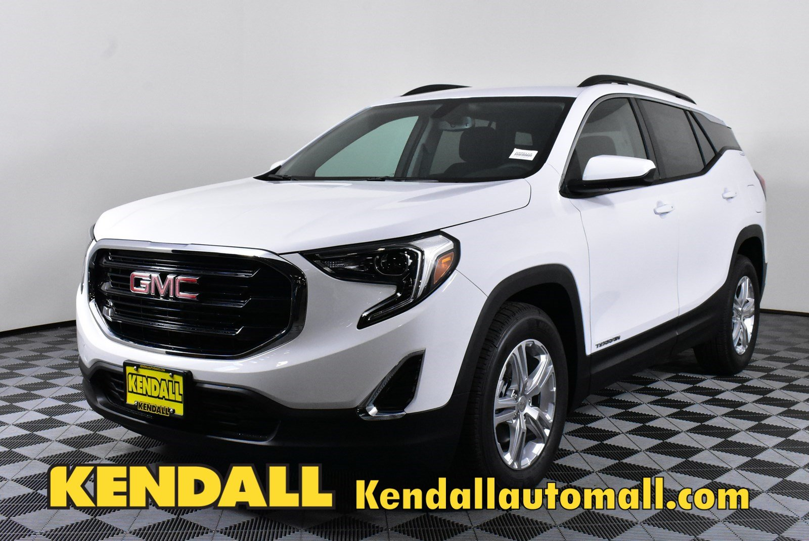 Lease a New 2019 GMC Terrain SLE FWD