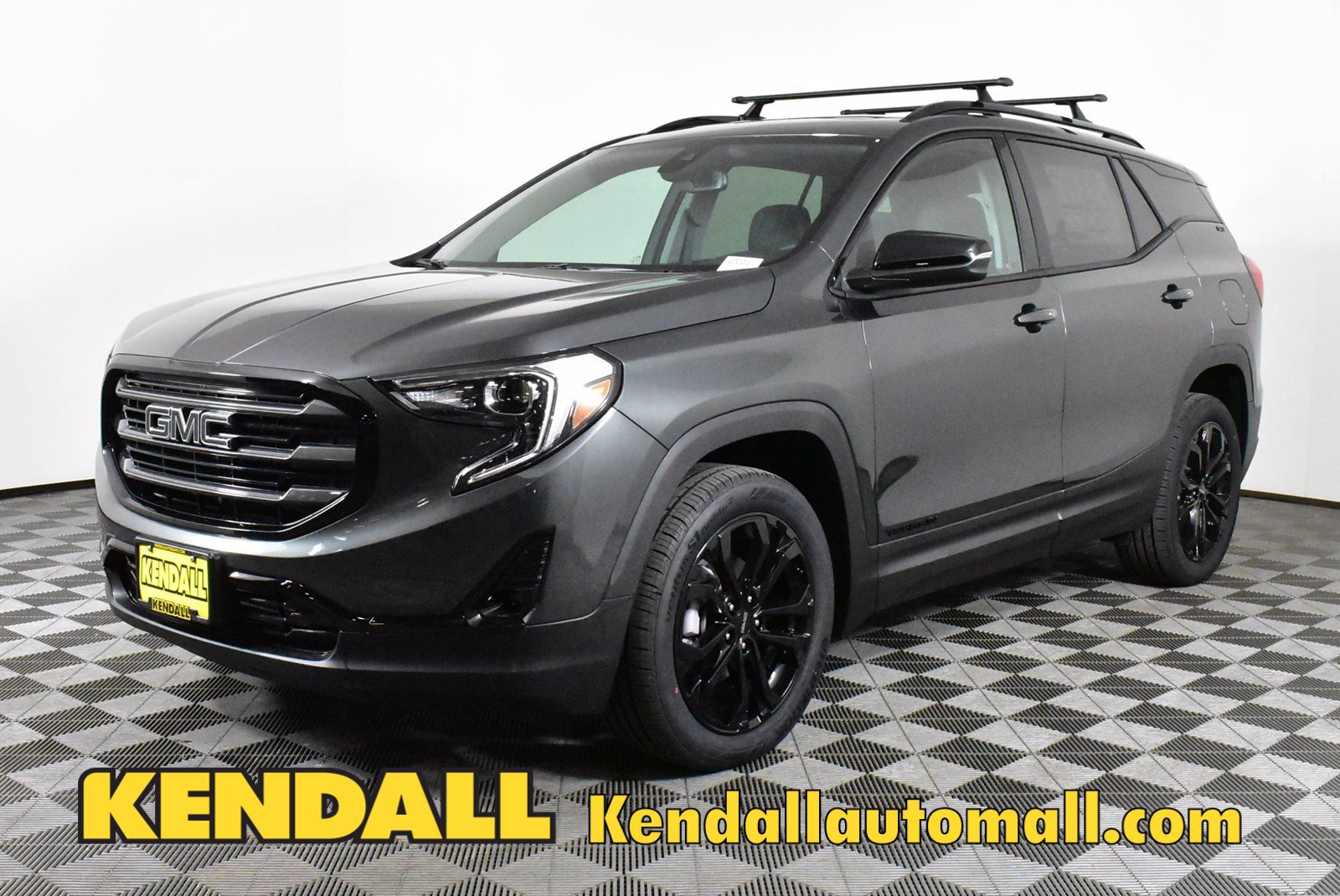 New 2020 GMC Terrain SLT AWD