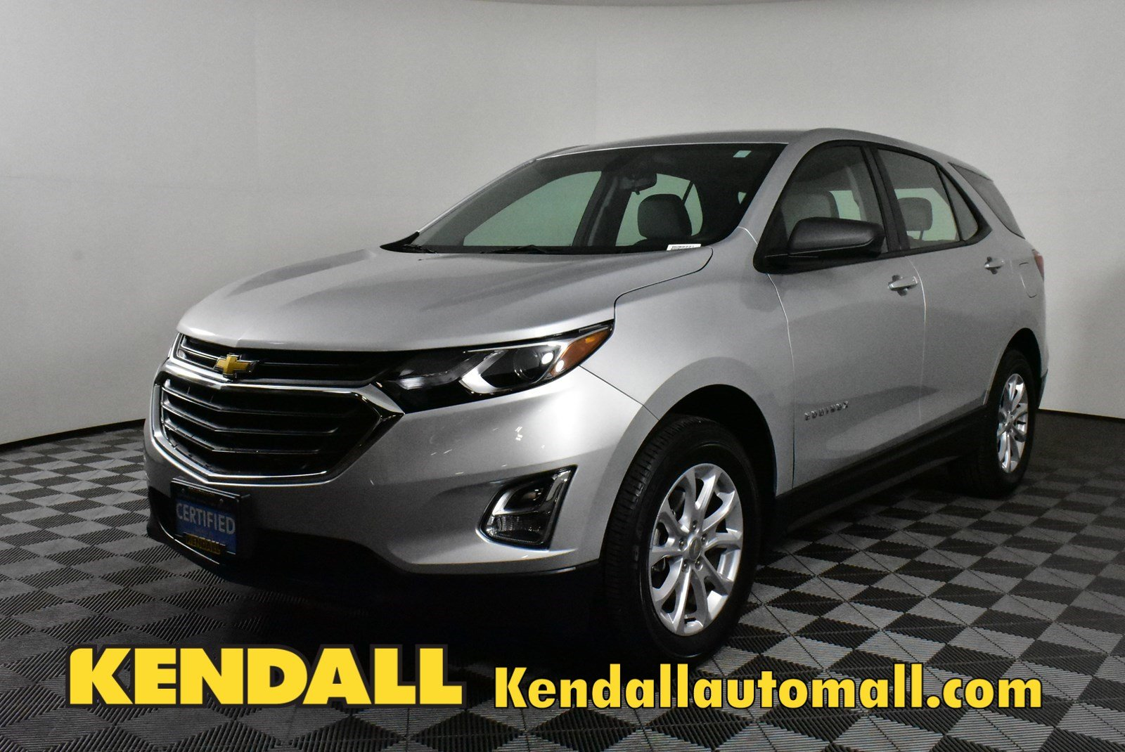 Certified Pre Owned 2018 Chevrolet Equinox Ls In Nampa Du89221 Kendall At The Idaho Center Auto Mall