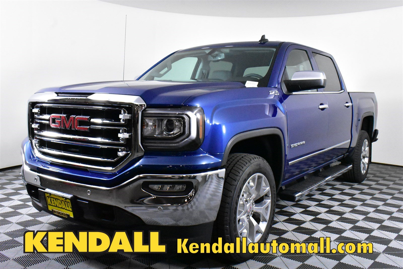 Lease a New 2018 GMC Sierra 1500 Crew SLT