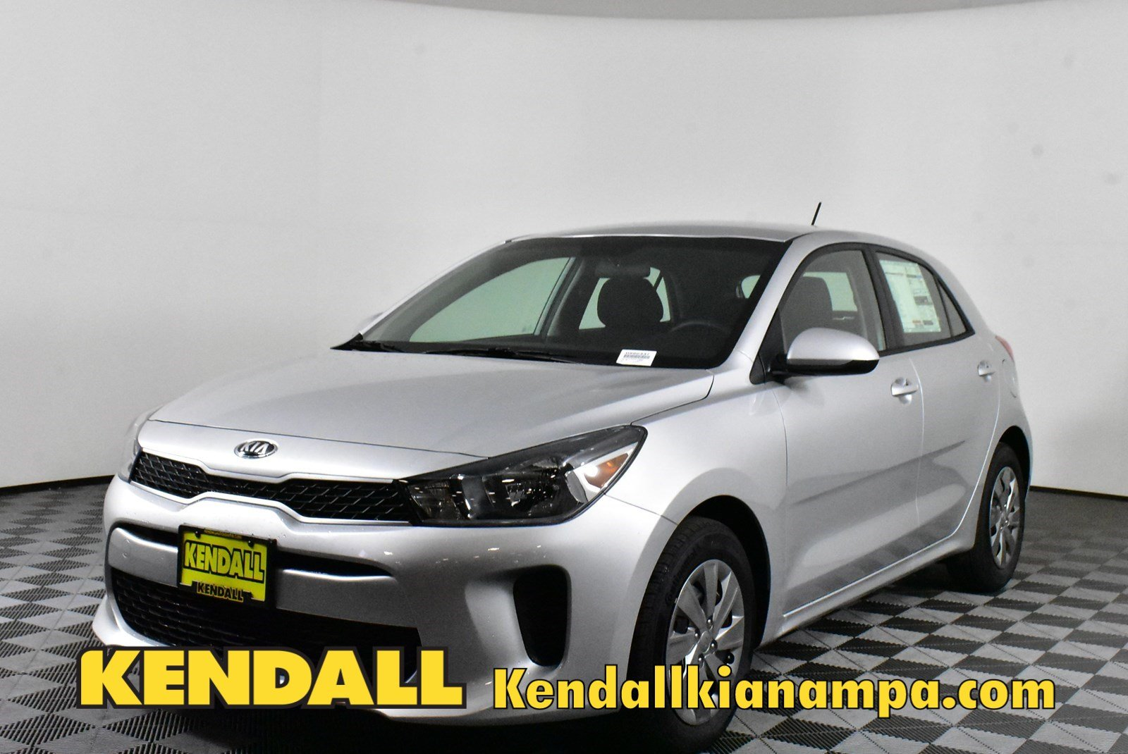 New 2019 Kia Rio 5 Door S In Nampa D990337 Kendall At The Idaho Center Auto Mall