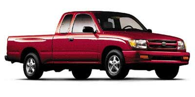 Pre-Owned 1998 Toyota Tacoma ACC CAB 2WD MT