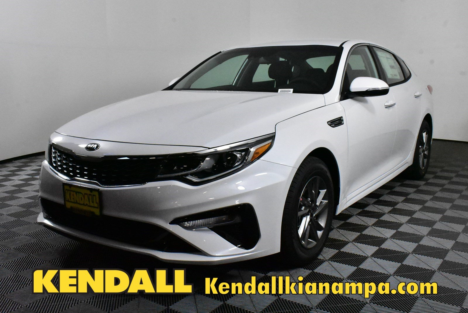 New 2019 Kia Optima Lx In Nampa D990264 Kendall At The Idaho Center Auto Mall