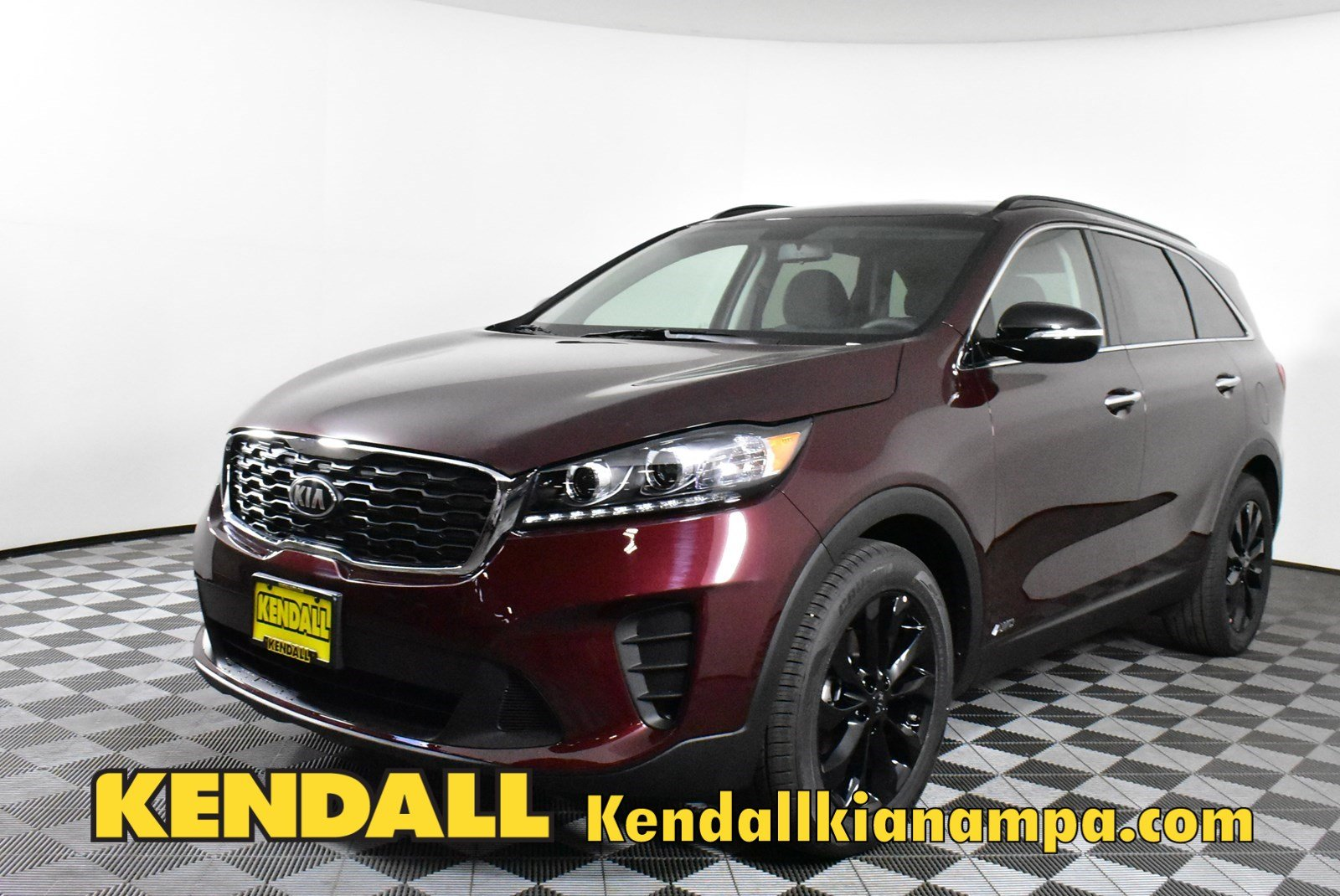 Lease a New 2019 KIA Sorento S V6 AWD