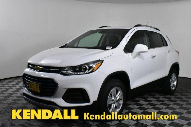 Lease a New 2019 Chevrolet Trax LT AWD